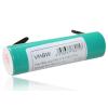 18650VTI 3,6 V Li-Ion 2000mAh szerszámgép akkumulátor