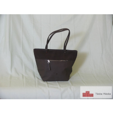 191 David Jones vállon hordható táska sötétbarna színben