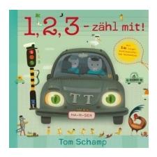 1, 2, 3 - zähl mit! – Tom Schamp,Saskia Heintz idegen nyelvű könyv
