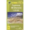 1.5 - Mt Gherania turistatérkép - Anavasi