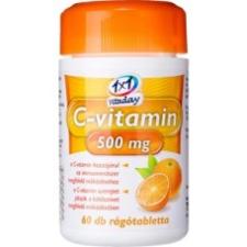 1x1 Vitaday 1x1 Vitaday C-vitamin 500 mg rágótabletta narancs vitamin