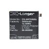 26S1006-S(1ICP4/84/82) Akkumulátor 3400 mAh