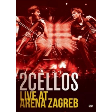 2 CELLOS - Live At Arena Zagreb DVD zene és musical