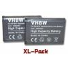 2db Sony NP-BX1 1000mAh Fényképezőgép Akkumulátor