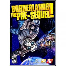 2K Borderlands The Pre-Sequel videójáték