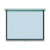 2x3 PROFI manuális prezentációs vászon 147x147