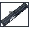 395791-001 4400 mAh 6 cella fekete notebook/laptop akku/akkumulátor utángyártott