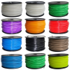 3D PRINTER FILAMENT 1,75mm PLA Szürke