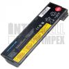 3ICP7/38/65 4400 mAh 6 cella fekete notebook/laptop akku/akkumulátor utángyártott