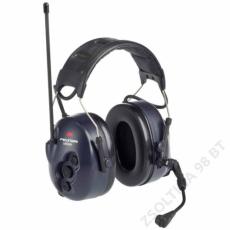3M MT53H7A4400-EU lite-com, fejpántos fültok, 446Mhz