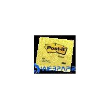 3M/POSTIT 76x76 öntapadó jegyzettömb sárga post-it