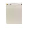 3M POSTIT Meeting chart, öntapadó, 63,5x77,5 cm, 30 lap, 3M POSTIT, fehér LP559