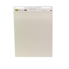 3M POSTIT Meeting chart, öntapadó, 63,5x77,5 cm, 30 lap, , fehér post-it