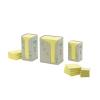 3M POSTIT Öntapadó jegyzettömb, 38x51 mm, 100 lap, környezetbarát, 3M POSTIT, sárga