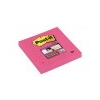 3M POSTIT Öntapadó jegyzettömb, 76x76 mm, 90 lap, 3M POSTIT Super Sticky, pink