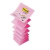 """3M POSTIT Öntapadó jegyzettömb, """"Z"""", 76x76 mm, 100 lap, , pink"""