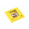 "3M POSTIT ""Super Sticky"" 76x76 mm 90 lapos sárga öntapadó jegyzettömb"