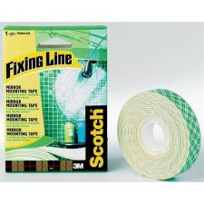 3M Scotch Ragasztószalag, kétoldalas, 19 mm x 1,5 m, ragasztószalag és takarófólia