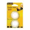 3M Scotch Ragasztószalag, kétoldalas, utántöltő, 12 mm x 6,3 m,
