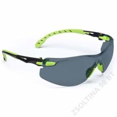 3M SOLUS S1202SGAF-EU zöld/fekete, szürke szemüveg