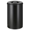 4303-3 50 literes önoltó hulladékgyűjtő - fekete