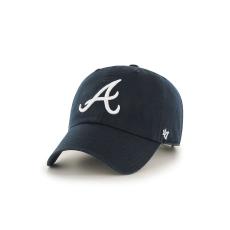 47brand - Sapka Brand Atlanta Braves - sötétkék