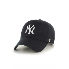 47brand - Sapka New York Yankees Clean Up - fekete - 940200-fekete