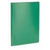 VIQUEL prospektustartó 10 zsebes zöld