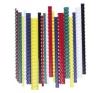 FELLOWES 14 mm műanyag spirál, 81-100 lapig, piros irodai kellék
