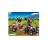 Playmobil Vadorzó utánfutós quadon - 4834