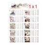 Stiefel Eurocart Kft. Szorzótábla (x-szel) DUO   ajándék 10 db tanulói munkalap tankönyv