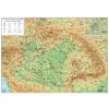 Stiefel Eurocart Kft. Magyar történeti emlékek a Kárpát-medencében térkép wandi
