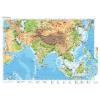 Stiefel Eurocart Kft. Kína, Korea, Japán, Mongólia domborzata