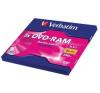 Verbatim DVD-RAM kétoldalas, 3x, Type I, 9,4 GB írható és újraírható média