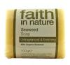 Faith in Nature Bio tengeri hínár szappan 100g tisztító- és takarítószer, higiénia