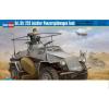 HobbyBoss Sd..Kfz 223 Leichter Panzerspähwagen Funk harckocsi makett 82443