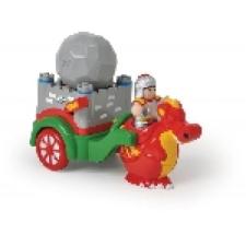 WOW : George, a középkori kőhajító játékfigura