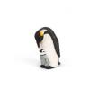 Schleich Császárpingvin fiókával