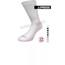 JPRESS D 042 antibakteriális zokni - fehér