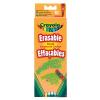 Crayola 10 db radírozható extra puha színes ceruza