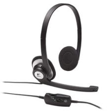 Logitech H130 headset & mikrofon
