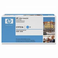 HP C9731A nyomtatópatron & toner