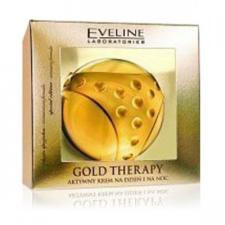 Eveline gold therapy intenzív arckrém nappali arckrém