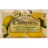 Nesti Dante Il Frutteto citrom és bergamott szappan