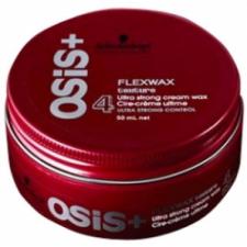 Schwarzkopf Professional Osis Flexwax Ultra erős tartást adó hajkrém-wax hajápoló szer