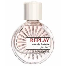 Replay for Her EDT 40 ml parfüm és kölni