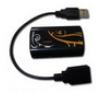 USB USB-hub hub és switch