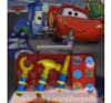 Mattel Köszöntünk a szerelőcsapatban! - Verdák autópálya és játékautó