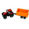 Utánfutós traktor