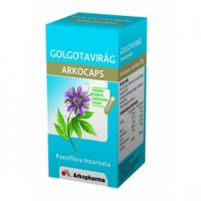 Arkocaps Golgotavirág kapszula egészség termék